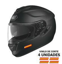 Pegatinas Sticker Vinilo BANDERA DE ESPAÑA - Bike - Bici - Moto - Casco - Coche