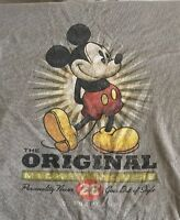 Disneyland Mickey Mouse Xl T Shirt The Original 28 Short Sleeve