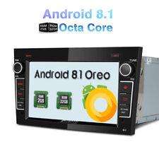 """7"""" Android 8.1 8-core 32go car Radio GPS DAB pour Opel Astra Corsa Zafira Meriva"""