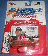 P.J. Jones NASCAR Diecast Chevrolet Silverado SuperTruck 1995 Premier Edition