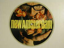 ELVIS COSTELLO (45 picture disc ep)  NEW AMSTERDAM-DR.LUTHER-GHOST-MEMORY~VG++