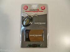 Hartmann Easy2Pick Wireless Luggage Finder Tag Keychain Locator NEW