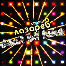 SERGEY LAZAREV: DON'T BE FAKE /2016 EUROVISON Song Contest/ BRAND NEW CD