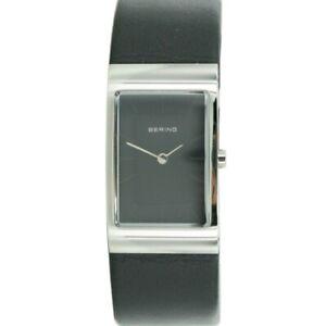 Bering Ladies Watch Wristwatch Slim Classic - 10222-402-1 Leather