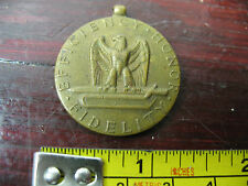 WW II   FOR  GOOD  CONDUCT  MEDAL  -EFFICIENCY  HONOR  FIDELITY  ORIG.