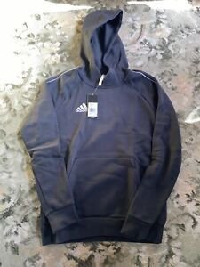 Adidas Sweatshirt Black Size 11-12 years