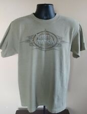 Harley Davidson T-Shirt Mile High Denver Colorado Black Small Sexy Woman Cotton