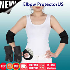1 Pair Of Self-heating Tourmaline  Pad Health Care Arthritis Elbow Protector