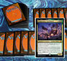 mtg BLACK GREEN POLUKRANOS COMMANDER EDH DECK Magic the Gathering rare cards