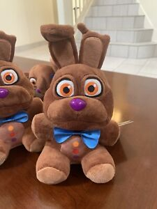 Chocolate Bonnie Five Nights at Freddy's New Funko Plush Walmart Exclusive FNAF