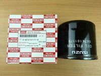 Genuine ISUZU 5876101170 (8971482701) Oil Filter Trucks NKR, NMR, NNR, NPR, NQR