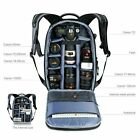 K&F Concept Camera Backpack Bag Case Waterproof for Canon Nikon Sony DSLR Camera