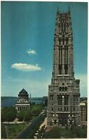 The Riverside Church US General Grants Tomb New York NY Vintage Postcard
