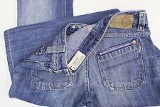Diesel Keate straight leg blue jeans W25 L31