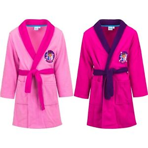 Disney Doc Mcstuffins Girl Bathrobe Sauna Coat 98 104 110 116 #160