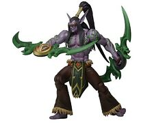 "Heroes of the Storm 7"" Scale Action Figure - Illidan Stormrage - NECA / Blizzard"