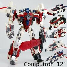 Transformers Weijiang Computron 6in1 Wars Robots Combiner Action Figure in Stock