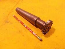 "10 BROWN & SHARPE TAPER 5/8"" FACE MILL ARBOR milling machine tool holder shank"