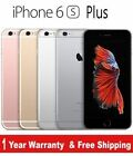 Apple iPhone 6S Plus 6 Plus 128GB GSM Factory Unlocked Gray Silver Gold Rose ab