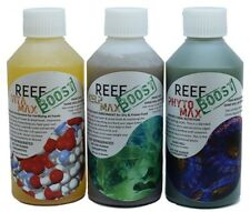 FEED YOUR REEF 6 Pack Special Marine Fish Coral LPS SPS Phyto. SPECIAL PRICE