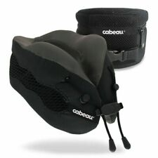 Cabeau Evolution Cool Travel Pillow in Black, NWT