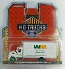 Green Machine 33210-A 2013 International Waste Management Greenlight Chase 1/64