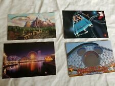 4 Postcards, Disney World coasters