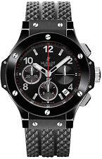Hublot Round Ceramic Case Wristwatches