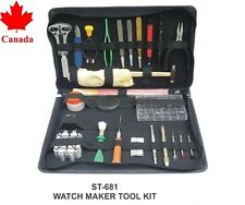 PARUU® watch repair tool kit for pro watch maker st681