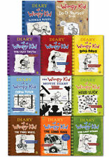 Diary of a wimpy kid fiction books for children ebay mixed lot solutioingenieria Images