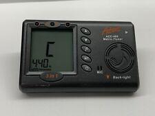 Accent Acc-405 Metro-Tuner Digital Display Metronome/Tuner