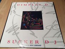 "Dimples D - Sucker DJ 12"" Vinyl - Ex Con 1980 FBI Records"