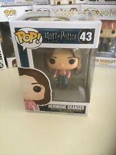 Hermione Granger Funko Pop! #43 Harry Potter - Rare / Vaulted
