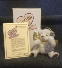 Annette Funicello Bear Jill from the angel collection in Box with Coa