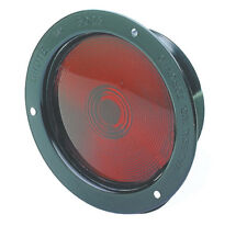 """Grote 84005 Economy Steel Stop/Turn/Tail Lamp, 4-1/2"""", Red"""