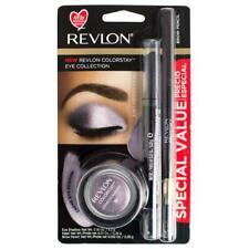 Revlon Colorstay Eye Collection Shadow Pencil Black Currant Onyx Dark Brown
