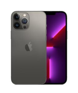 Apple iPhone 13 Pro Max 6.7-inch - 128GB 256GB 512GB 1TB - Black Graphite, A2643