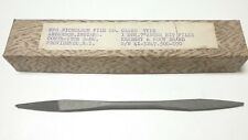"""Nicholson Kearney and Foot 7"""" Tapered Double Ended Auger Bit File USA Made"""