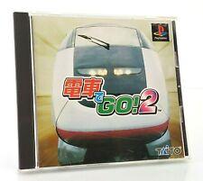 Densha de Go! 2 - Playstation PS1 JAP Japan complet