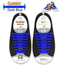 Elastic Laces for Adults and kids by Coolnice®