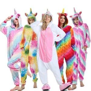 Womens Pajamas Cotton Kigurumi Men Pyjamas Animal Jumpsuit Adult Sleepwear