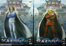 Used Banpresto One Piece DX Marine Figure Vol.2 Akainu & Aokiji