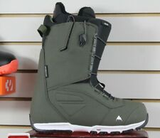 Burton Ruler Speed Zone Snowboard Boots Mens 13 Clover New 2020 Speed Lacing