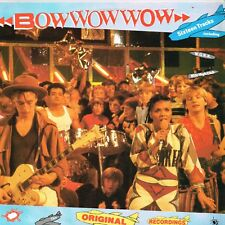 BOW WOW WOW original recordings AUSSIE EMI LP EMC-3147_orig 1980's