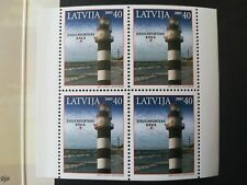 stamps/Latvia/Booklet/Lighthouses/2005