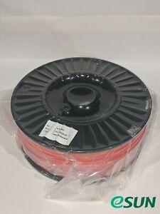 ESUN Red 3D Print Filament 3kg (6.6lb) 1.75mm Tough PLA  3D Printing