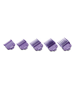 Andis Master Dual Magnet Small 5-Comb Set #01410