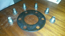 FLANGE, BOLTS AND WASHERS FOR BELARUS TRACTOR PTO SHAFT