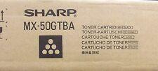 Original Sharp CARTOUCHE D'Encre MX-50GTBA NOIR M MX-4100 MX-4101 MX-5000 5001