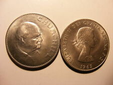 Great Britain Crown, 1965, Famous Churchill Crown, C/N